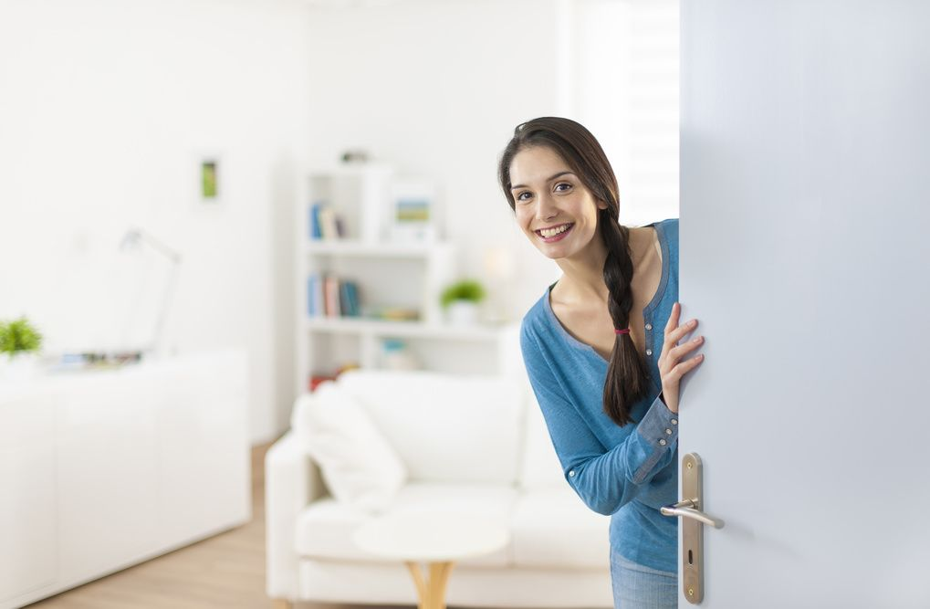 Should the seller be present at the home inspection?