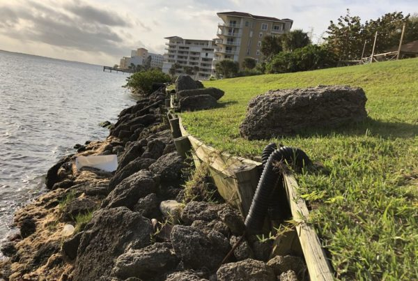 seawall failures and repair costs