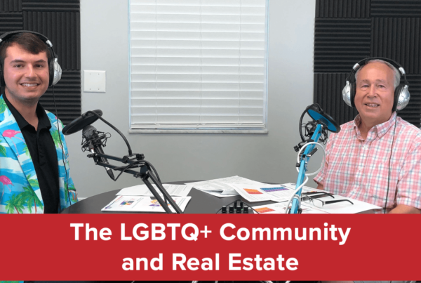 The LGBTQ+ Community and Real Estate